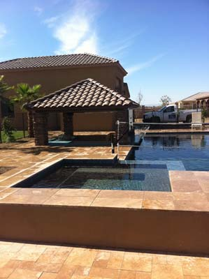 Swimming Pool Contractor Gilbert AZ Specialty Pools