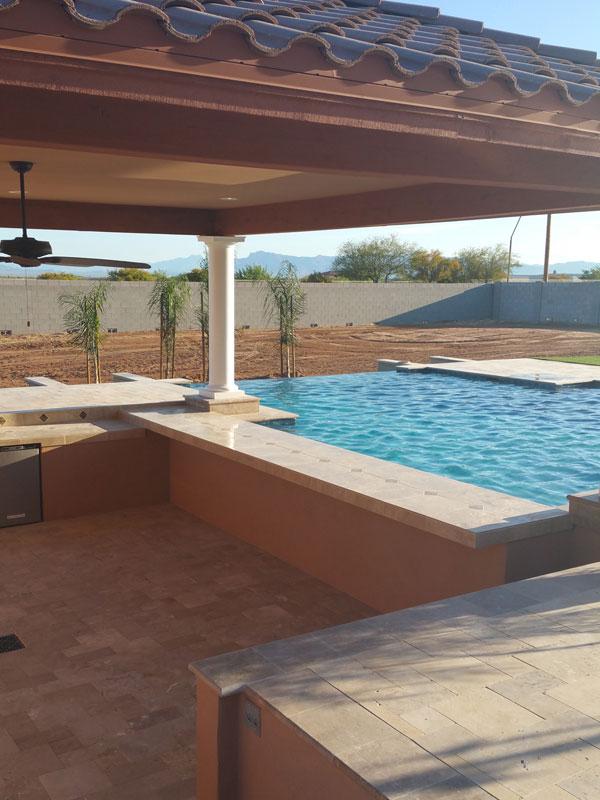 Custom Pools By Design slider Custom Pools By Specialty Pools