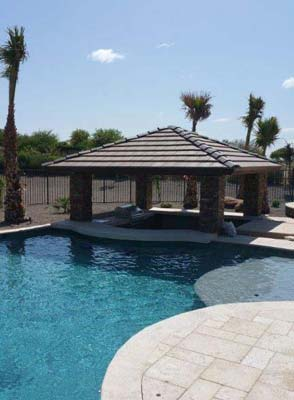 Swimming pool contractor peoria az specialty pools for Pool builders in az