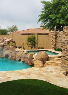 Pool Builders Phoenix Specialty Pools