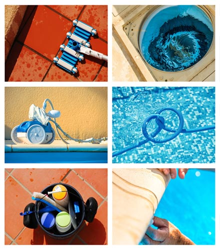 Pool Maintenance & Repair