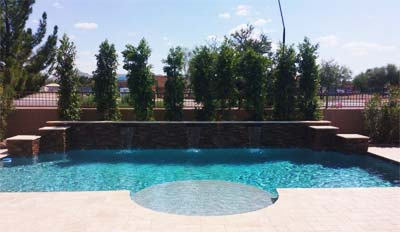 swimming pool contractor queen creek specialty pools