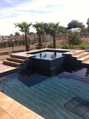 Salt Water Pools Specialty Pools