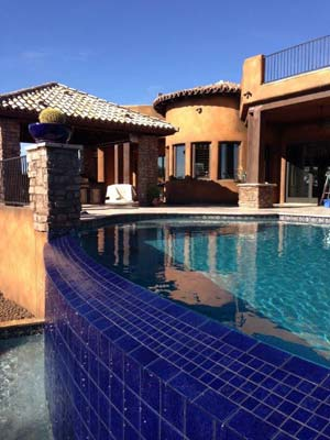 Swimming pool contractor surprise az specialty pools for Pool builders in az