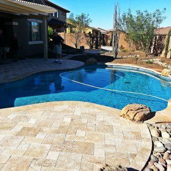 Inground Swimming Pools In Surprise AZ