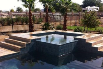 Pool builders mesa az specialty pools for Pool builders in az